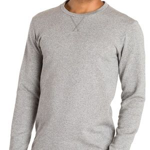 NWOT MEC Levant Gray Knit Sweater Size Large
